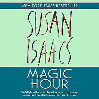 Magic Hour audiobook cover art