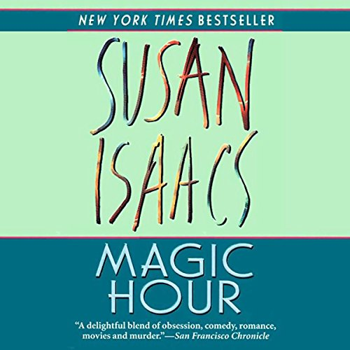 Magic Hour audiobook cover art