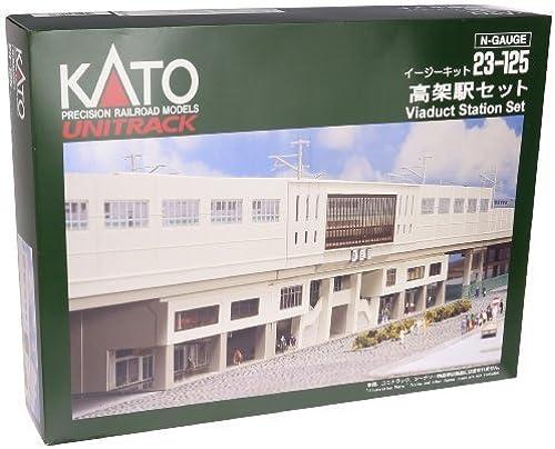 Kato 23-125 Viaduct Station Set by Kato