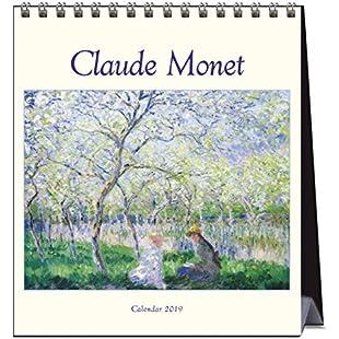 Monet the Giverny Years 2019 Calendar (Fine Art):Hotviral