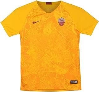 Nike 2018-2019 AS Roma Third Football Soccer T-Shirt Jersey (Kids)