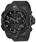 Invicta 32904 - Reloj de pulsera para hombre (52 mm, cuarzo, cronógrafo, acero inoxidable)