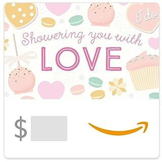 Amazon eGift Card - Bridal Shower Treats (B06WRSN4MM)   Amazon price tracker / tracking, Amazon price history charts, Amazon price watches, Amazon price drop alerts