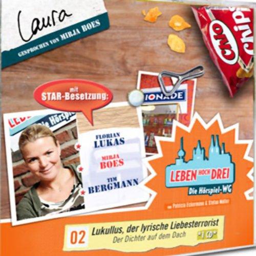 Laura - Lukullus, der lyrische Liebesterrorist Titelbild
