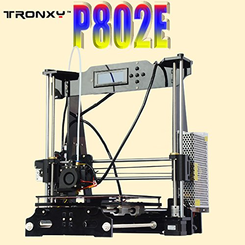 TRONXY 3D Desktop Printer P802E DIY High Accuracy CNC Self Assembly