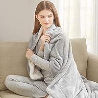 Degrees of Comfort Reversible Throw Blanket