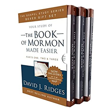 Book of Mormon Made Easier Box Set, With Included Chronological Map (Gospel Study)