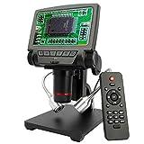 Andonstar ADSM301 5 inch Screen 1080P HDMI/AV Digital Microscope for Repair Soldering Tool bga SMT