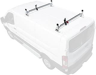 Ford Transit (Cargo) 2015-On 2 bar Rack Low Profile 54