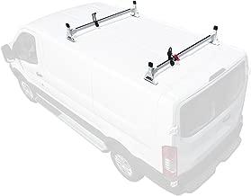 Surco 093TM Stainless Steel Van Ladder for Ford Transit Medium Roof