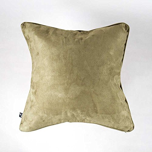 QiPillow - Pain Relieving Ergonomic & Orthopedic Back Lumbar & Posture Support Sitting Cushion for Chair, Couch, Bed | Versatile, Firm & Adjustable Orthopedic Seat Throw Pillow (Sage)