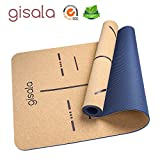 Yoga Mat Gisala: Eco friendly in sughero certificato SGS