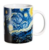 Katerina Prestige - Tazza Van Gogh La Nuit Stellee, 10/8,5/12 cm