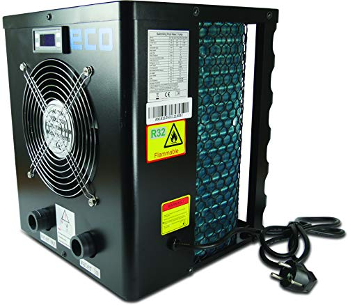 Splash & Relax Eco Plug & Play Swimming Pool Heat Pump 5kW