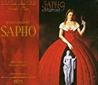 Sapho by J. Massenet (2004-10-05)