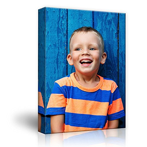 wall26 Personalized Photo to Canvas Print Wall Art - Custom Your Photo On Canvas Wall Art - Digitally Printed (36' x 24')