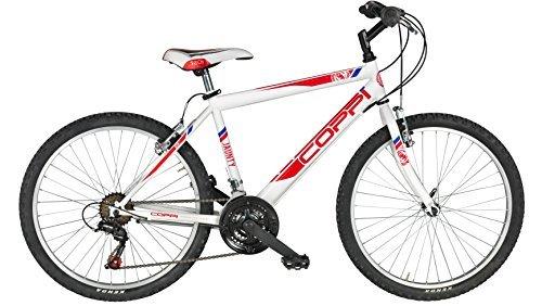 Bicicletta Coppi 61cm Juanty MTB Chico acciaio SH. 18velocità