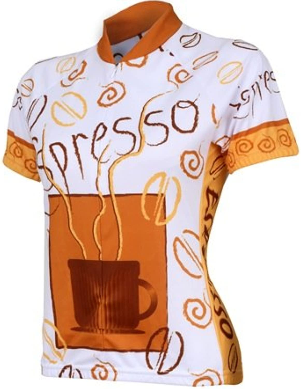 World Jerseys Women's Espresso Cycling Jersey
