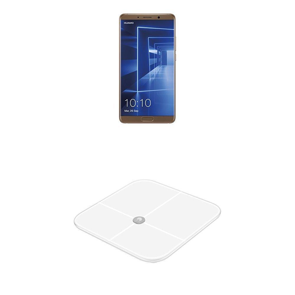 Huawei Mate 10 - Smartphone de 5.9 (Kirin 970 + IA, RAM de 4 GB, memoria interna de 64 GB, cámara Dual Leica Twilight 20 + 12 MP f 1.6 y OIS MP, Android) color oro + Báscula Inteligente: Amazon.es: Electrónica