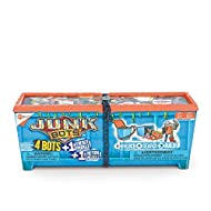 HEXBUG 430-6843 JUNKBOTS Industrial Dumpster Assortment Kit Surprise Every Box LOL with Boys and Gir...