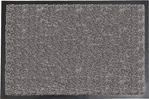 LA MAISON D'IXIA La casa de Ixia–Alfombra Ultra absorbente Baptiste, marrón, 40_x_60_cm