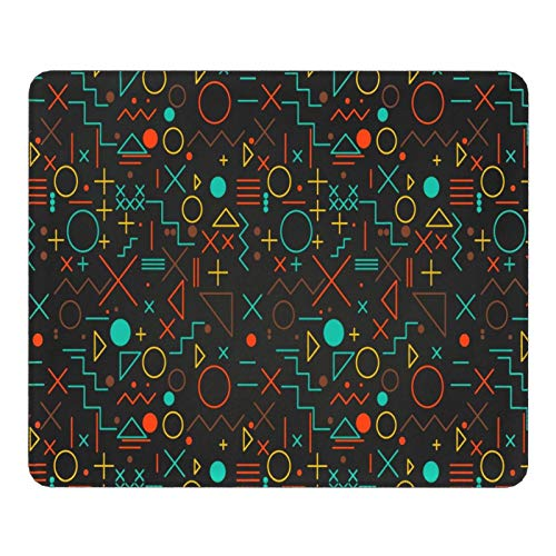 Ruifengsheng Large Mouse Pad Waterproof Non-Slip Rubber Base,for Gaming Laptop Home Office11.8X 9.8in