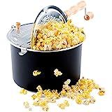 Franklin's Original Whirley Pop Stovetop Popcorn Machine Popper. Delicious & Healthy Movie Theater...