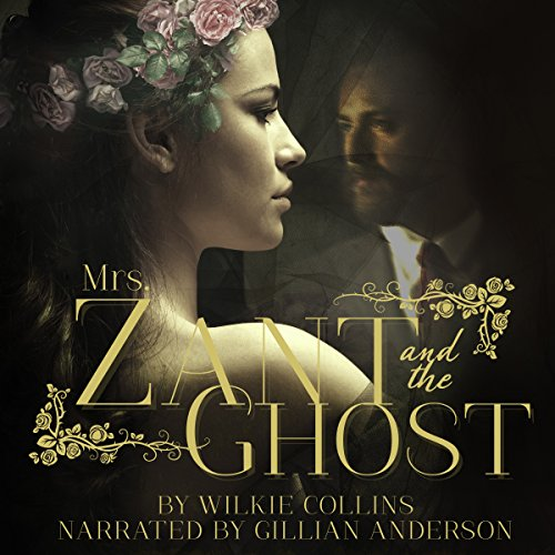 Mrs. Zant and the Ghost cover art