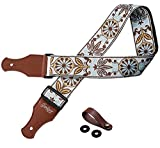 TIMBREGEAR extreme comfort acoustic guitar strap electric guitar...