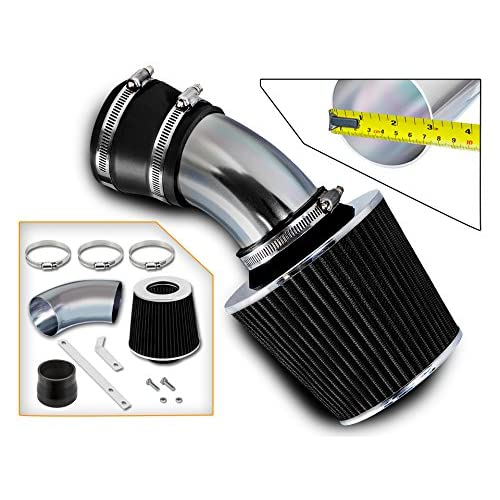 Amazon.com: RSG Racing Cold Short Ram Air Intake Kit BLACK For 98-05 BMW E46 3-Series (320/323/325/328/330) All Models with L6 2.2L/2.5L/2.8L/3.0L ONLY: ...