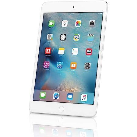 Apple iPad Mini 4 64GB 4G - Plata - Desbloqueado (Reacondicionado)
