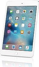 Apple iPad mini 4 - 128GB Wi-Fi - Silver (Renewed)