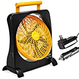 10 Best Fan with Rechargeable Batteries