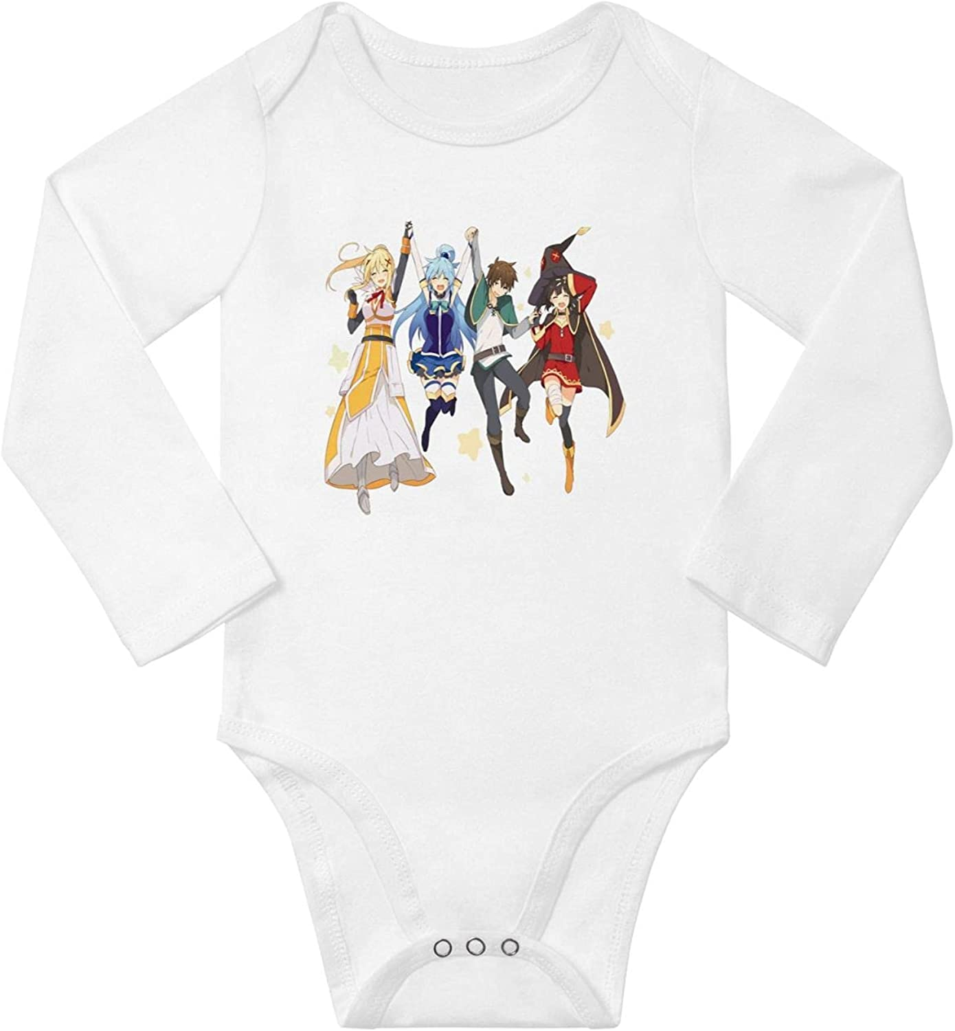 Baby Onesies Small child Popular brand in the world Raleigh Mall Unisex Cartoons S Sleeve Bodysuit Long