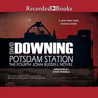 Potsdam Station audiobook cover art