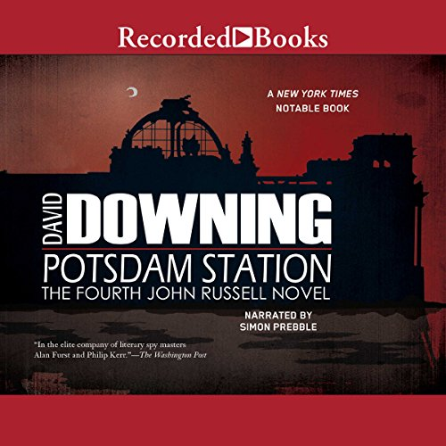 Potsdam Station audiobook cover art