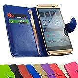 ikracase Handy-Hülle für Medion Life X5520 Tasche Handy-Tasche Hülle Schutzhülle in Blau