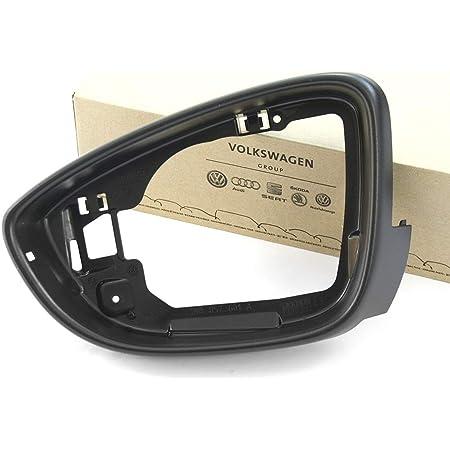 Original Spiegelrahmen Links Innen Außenspiegel Blende Satinschwarz 6r0857601b9b9 Auto