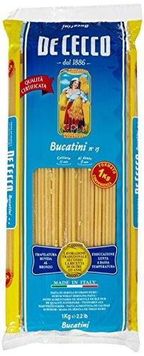 De Cecco Pasta 1Kg Bucatini