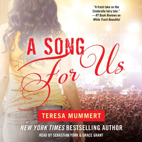 A Song for Us audiobook cover art