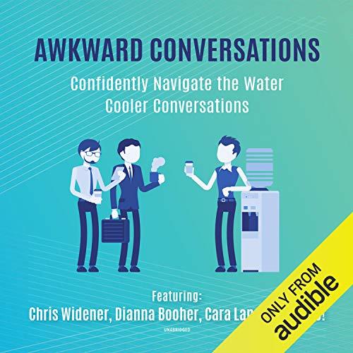 Awkward Conversations audiobook cover art