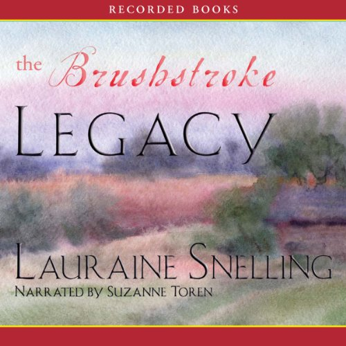 The Brushstroke Legacy audiobook cover art