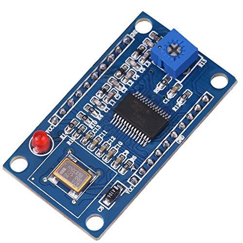Módulo generador de señal, DDS AD9850 Módulo generador de señal Sine Squarewave 0-40MHz