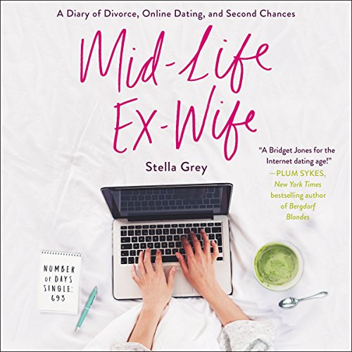 Mid-Life Ex-Wife audiobook cover art