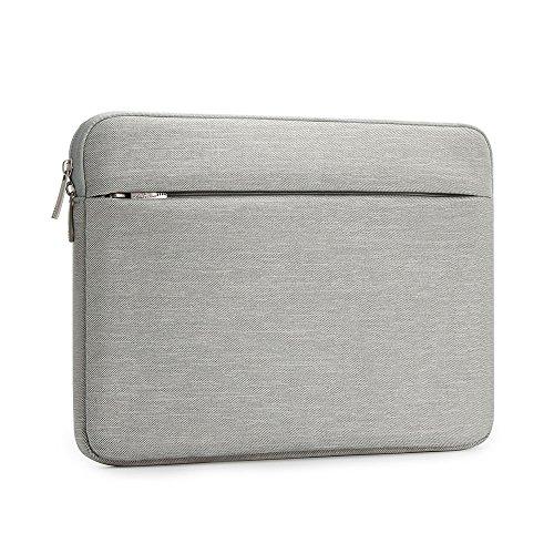 AtailorBird Laptophülle, Laptoptasche 13-13,3 Zoll stoßfest Notebooktasche Laptop Schutzhülle Notebook Tasche Schutztasche (Grau)