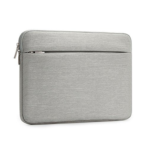 AtailorBird Funda Ordenador Portatil 13,3 Pulgadas,Bolsa pc Portátil Impermeable Anti-rasguños Antigolpes,Funda 13,3' Acolchada per Laptop/Notebook/MacBook/Chromebook - Gris