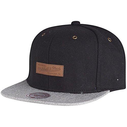 Mitchell & Ness Herren Snapback Caps OB Prime schwarz Verstellbar