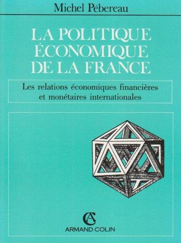 La politique économique de la Franceの詳細を見る