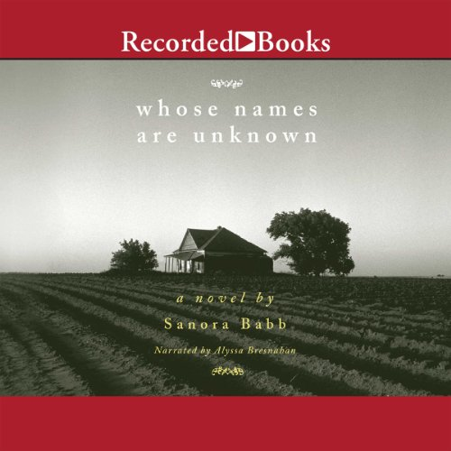 Whose Names Are Unknown audiobook cover art