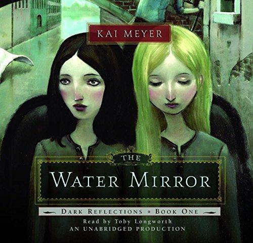 『The Water Mirror』のカバーアート